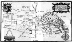 Picture:  Haberdasher's Estate in 1616